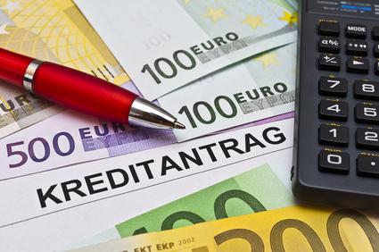 Kreditantrag Banken